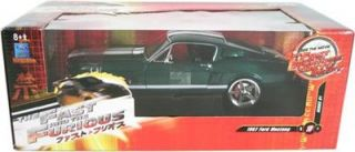 Fast Furious Tokyo Drift 67 Ford Mustang 1 18 Car