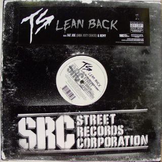 TS Lean Back Feat Fat Joe Remy 12 Mint B0002704 11 Vinyl 2004 Record