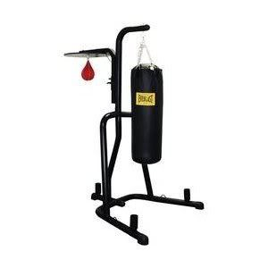 Everlast Dual Station Heavy Bag Boxing Stand w/