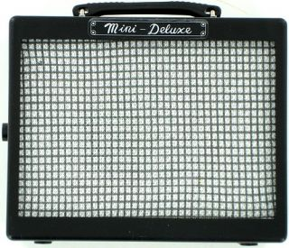 Fender Hot Rod Deluxe Mini Guitar Amp New Battery Power