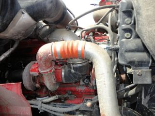 Cummins ISX Engine in Other Vehicle Parts