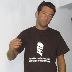 Mr Feeny T Shirt Boy Meets World Shirt