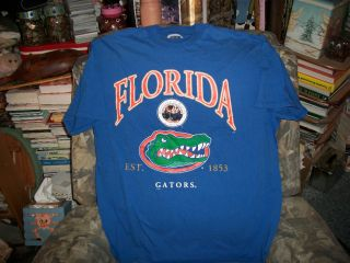 Florida Gators Tee Shirt Size XL