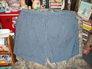 Mens Big Dog Pull on Shorts Size 4X