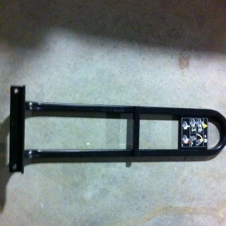 EZGO Golf Cart Parts Rear Seat Saftey Bar