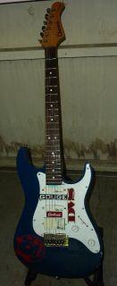 Electric Guitar CX 290 Custom Felix The Cat Model Jackson