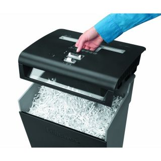 Fellowes Powershred P 48C 8 Sheet Cross Cut Paper Shredder (3224905)