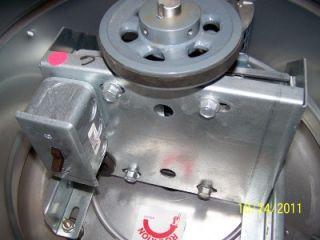 Loren Cook Co Downblast Centrifugal Exhaust Vent Belt Drive Model Ace