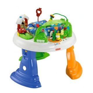 Fisher Price Twirlin Wirlin Jumperoo Baby Bouncer Entertainer