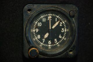 VIETNAM ERA NAVY F4 PHANTOM AIRCRAFT A 13 WALTHAM CHRONOGRAPH PILOTS