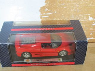 Ferrari F50 Shell Collezione model car 1 18 Maisto free shipping
