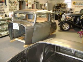 1932 ford 3 window coupe dash street hot rat rod