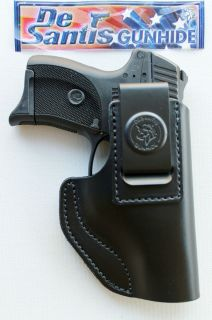 Insider IWB Holster Taurus 709 Slim / Ruger LC9 / S&W M&P Shield
