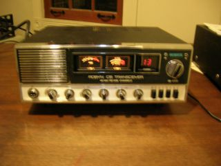 Robyn 520D CB BASE STATION 40 CHANNEL AM SSB VERY GOOD CONDITION