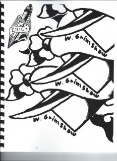Grimshaw Old School Flash Tattoo Designs Selected by Eric H. Minugh