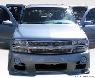00 06 Chevrolet Platinum Front Bumper Duraflex Fiberglass
