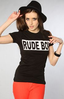 Violette The Rude Boy Tee Concrete Culture