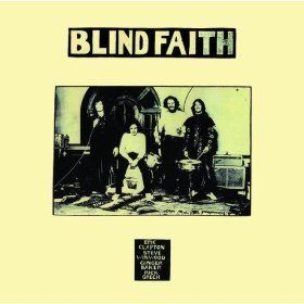 Blind Faith Mobile Fidelity Sound Lab MFSL Ultradisc 24 KT Gold Disc