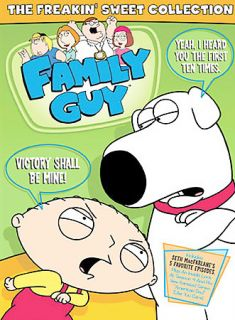 Family Guy   The Freakin Sweet Collection (DVD, 2004)