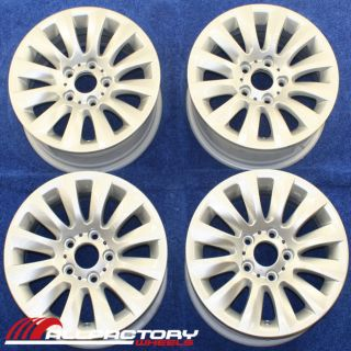 328i 16 2008 2009 2011 2012 FACTORY OEM WHEELS RIMS SET 4 FOUR 71314