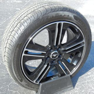 OEM STOCK FACTORY 2013 FORD MUSTANG GT WHEELS RIMS PIRELLI PZERO TIRES