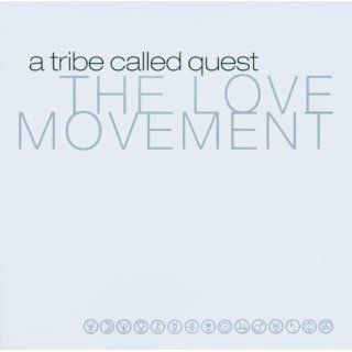 TRIBE CALLED QUEST cds BEATS, RHYMES AND LIFE + THE LOVE MOVEMENT