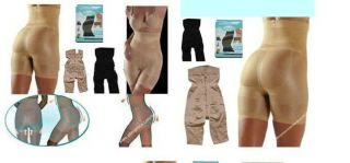 Tummy Thigh Trimmer Body Shaper Slimming Knickers Pants 97