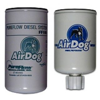 Airdog Filters Water Seperator and Fuel Replacement Filter Pureflow