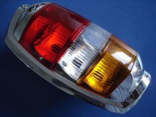 Mercedes Benz 190SL tail light tailight assy Bosch NOS W121 Red Clear