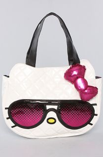 Loungefly The So Chill Hello Kitty Tote Bag