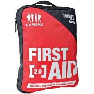Adventure First Aid Kit 2 0 1 4 People Medical Supplies Survival Tools