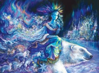 Masterpieces Puzzle Polar Princess Josephine Wall 500