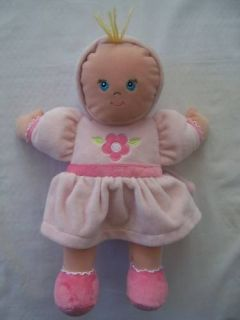 Target Circo Pink Plush First Baby Soft Doll Lovey