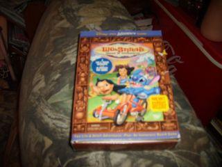 Disney Lilo Stitch DVD Game
