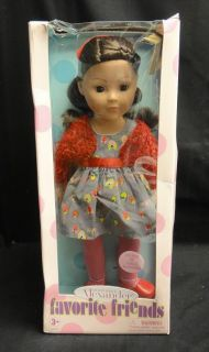 Alexander Doll Favorite Friends Collection 18 Playfully Pretty Doll