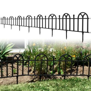 Victorian Garden Border Fencing Set by Terratrade New