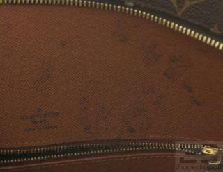 Louis Vuitton Monogram Canvas Babylone Tote Bag
