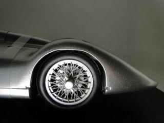 Classic Sports Race Car 118 Hot Sexy Mr. Porsche Concept Model Art