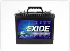 Exide Deep Cycle Battery 100ah 20 Exide Nautilus NC 27 12V Solar Wind