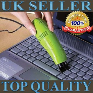 Desktop Office Toy Mini Hoover Vacuum Laptop Keyboard Cleaner Exam