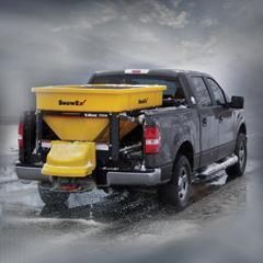 SnowEx SP7550 Salt Spreader for Pickup Truck or flat bed trucks