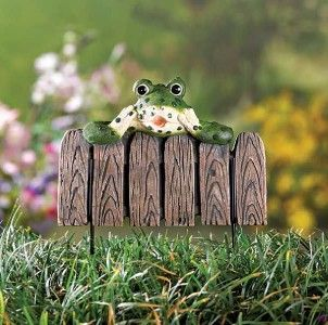 Border Edging Flower Bed Fence Garden Landscaping Yard Stakes