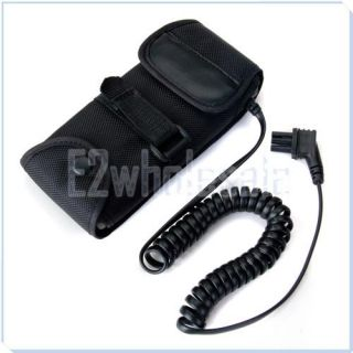 External Flash Power Battery Pack for Nikon SB900 SD 9A