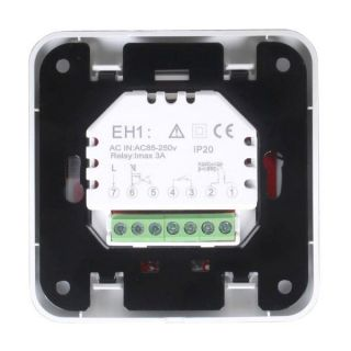 Touch Screen Heating Electric Floor Thermostat Programmable Room