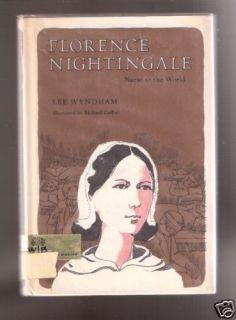 Florence Nightingale Nurse to The World RARE Biography