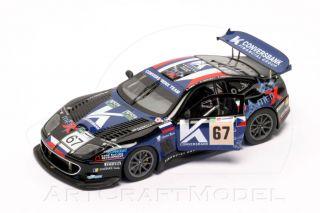 Ferrari 550 GT1 2007 Le Mans 67 Menx w Open Door 1 43 BBR BG328