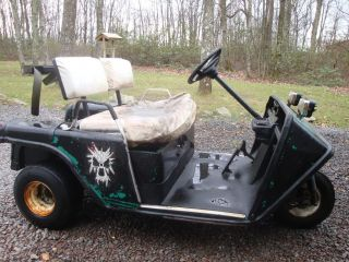 1986 EZGO GOLF CART KART FOR PARTS OR REPAIR   PA   YAMAHA CLUB CAR