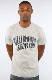 Billionaire Boys Club The Classic Camo Tee in Heather Grey  Karmaloop