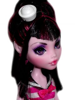 OOAK Custom SDCC 2012 Monster High Doll Repaint Skull Shores