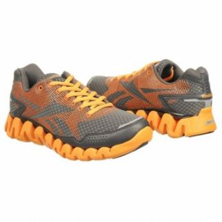 Athletics Reebok Mens ZigRhythm Blk/Max Orange/Orang